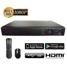8ch 1080P Penta-brid Standalone DVR CVI, TVI/Analog/IP