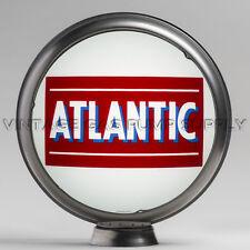 """Atlantic Bar 13.5"""" Gas Pump Globe w/ Steel Body (G432)"""