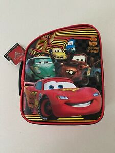 *NEW* Disney/Pixar Cars 2 Insulated Lunch Pack Lunch Box