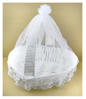 Grande Corbeille Panier à Dragées Cadeaux Mariage, Henné, Cérémonie