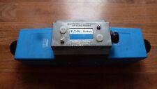 Vickers Eaton, DG4V4-012C-M-PA5WL-H-5-10, 02-337516, Solenoid Valve, 24V *New*