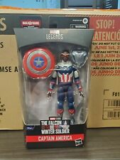 MARVEL LEGENDS Falcon and the Winter Soldier: CAPTAIN AMERICA SAM WILSON