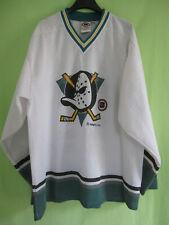 Maillot Hockey Mighty Ducks d'Anaheim Vintage NHL Campri Ice Jersey Vintage - L