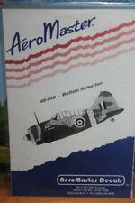 Aeromaster (48-039): Decals Brewster Buffalo au 1/48
