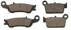 Front & Rear Brake Pads 2008-2016 for Yamaha YZ125 YZ250 YZ450F 2007-2016 YZ250F