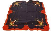 christmas tablecloth and napkins