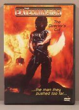 The Exterminator (DVD 1998) OOP Anchor Bay Robert Ginty