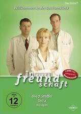 In aller Freundschaft. Staffel.7.2, 5 DVDs