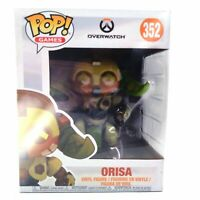 Funko Pop! Games Overwatch Orisa #352 Collectible Figure Brand New in Box