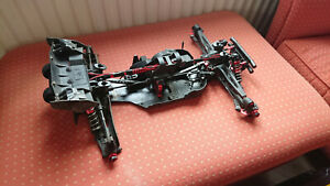 Arrma Talion v4 6S rolling chassis roller slider (traxxas hobbywing)