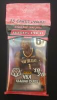 2019-20 Panini Mosaic Prizm Basketball Cello Fat Pack NBA Sealed Ja? Zion?