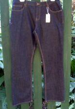 BNWT Target (38) Men's BOOTCUT JEANS Dark RNS Indigo Cotton Denim - in Aus
