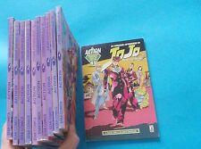 LE BIZZARRE AVVENTURE DI JOJO numeri: 1,3,11,12,15,40/45 (ed. Star Comics)