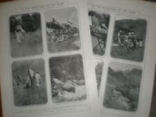 Photos British Ruwenzori expedition Uganda Congo 1906