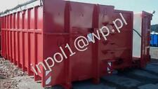 Trocknungscontainer Abrollcontainer Hakencontainer  Mulde NEU Abrollbehälter