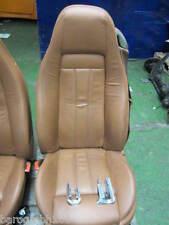 Bentley Continental GT 2007 Sitz Fahrersitz vorne links Seat  LH Leder Saddle