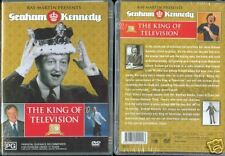 RAY MARTIN PRESENTS GRAHAM KENNEDY KING OF TV NEW DVD