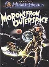 Morons From Outer Space (DVD, 2001, Midnite Movies) Brand New, Sealed!