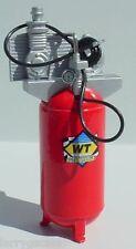 Compressor Upright Diecast 1:24 Scale G Scale Diorama Accessory Item