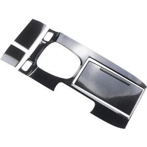 Karbonfaser Schalthebel Abdeckung Frame Rahmen passt für Honda Accord 08-12
