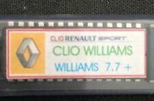 CHIP TUNING RENAULT PERFORMANCE CLIO 2.0 16V WILLIAMS GRUPO N +25HP 8000Rpm