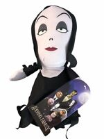 "The Addams Family Morticia Licensed Plush Stuffed Toy 12"" with Tag"