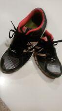 Women's NEW BALANCE Black Silver  & Pink Size 8 1/2B 750 v1 RUNNING SHOES