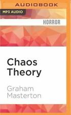 Chaos Theory by Graham Masterton (2016, MP3 CD, Unabridged)
