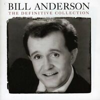 Bill Anderson - DEFINITIVE COLLECTION [CD]