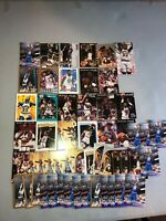 Patrick Ewing Lot of 54 Knicks 24 Different Cards Base, Inserts, USA