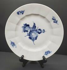 Royal Copenhagen Blue Flowers Ribbed Dinner Plate