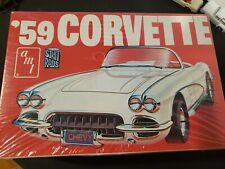 AMT 1/25 scale model kit...'59 Corvette...NIB...sealed