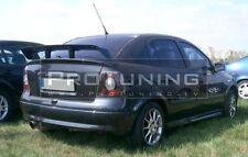 Vauxhall OPEL ASTRA G MK4 98-04 Trunk Rear Spoiler DTM desing boot Hatchback HB