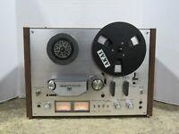 Akai GX-4000D Glass & X'Tal Ferrite Head Stereo Reel to Reel Tape Recorder PARTS