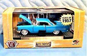 M2 MACHINES 1957 CHRYSLER 300C, AUTO-THENTICS SERIES RELEASE 16, 2011 MFG YEAR