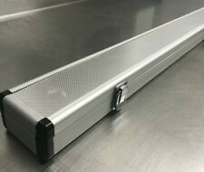 new aluminium 3/4 Snooker cue case