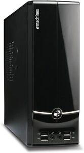 Emachines EL1600 /INTEL ATOM PEOCESSEUR 230/1GB/160GB/WINDOWS 7 PRO