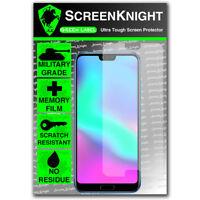 ScreenKnight Huawei Honor 10 SCREEN PROTECTOR - Military Shield