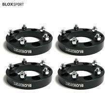 (4) 30mm Black Anodized Wheel Spacers for Suzuki Jimny SJ413 SJ30 SJ40 SJ410