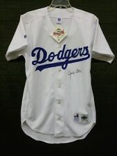 Grady Little Signed Los Angeles Dodgers MLB Russel Athletic 40 Jersey JSA L45985