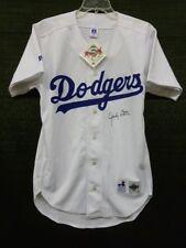 Grady Little Signed Los Angeles Dodgers MLB Russel Athletic 40 Jersey JSA L45985