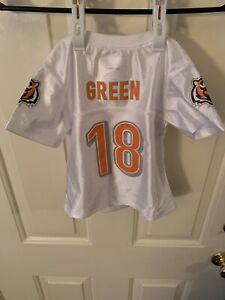 AJ Green Cincinnati Bengals 12 Months Girls Jersey Bedazzle NWOT