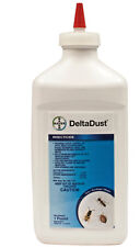 Bayer Delta Dust Insecticide 1Lb ( case of 24 )  Bed Bugs Roaches Fleas Ants