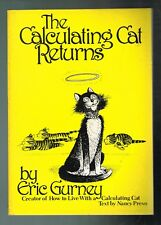 The Calculating Cat Returns by Eric Gurney Paperback 1st Printing