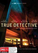 TRUE DETECTIVE : SEASON 2 : NEW DVD