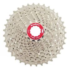 Fast Shipping Sunrace CSRX1 11 Speed Road Bike Cassette 11-36T , Silver