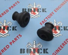 1940-1957 Buick & Oldsmobile Headlamp Bucket  Grommets. Pair