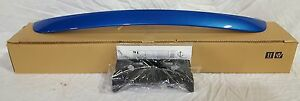 New OEM MONTEREY BLUE Front Nose Bumper Finisher Nissan 370Z Nismo F2070-1EA6A