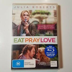 Eat Pray Love | DVD Movie | Julia Roberts,  James Franco| Drama/Romance | 2010