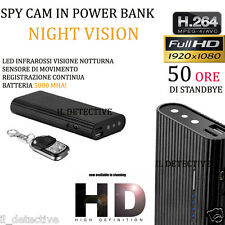 Telecamera spia nascosta infrarossi microcamera micro camera mini camera spy